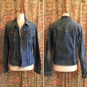 🚺 Gap Stretch Denim Jacket